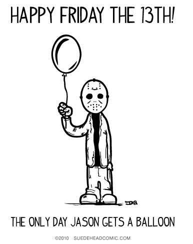 Funny Friday The 13th Clipart-Funny Friday The 13th Clipart-2