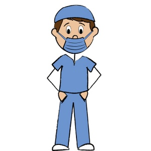 Funny Nurse Bad Clipart
