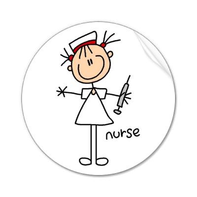 Funny Nurse Clipart Zoominmedical-Funny Nurse Clipart Zoominmedical-7