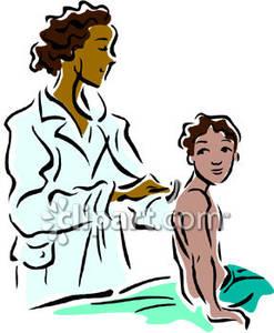 Funny Pediatrician Clipart #1 - Pediatrician Clipart