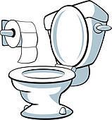 Funny Public Toilet Icon Pictogram u0026middot; Toilet