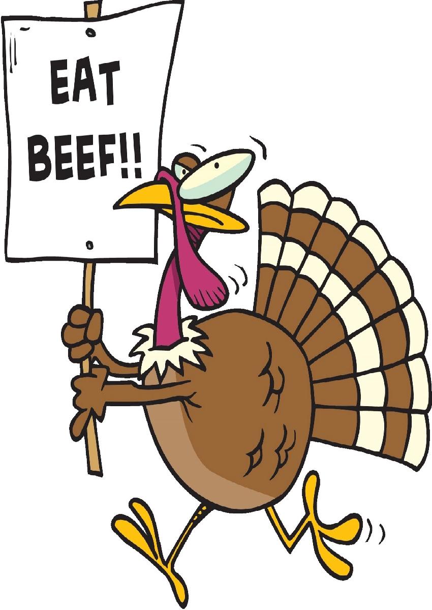 ... Funny Thanksgiving Clip Art - clipartall ...