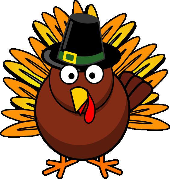 Funny Thanksgiving Turkey .-Funny thanksgiving turkey .-3