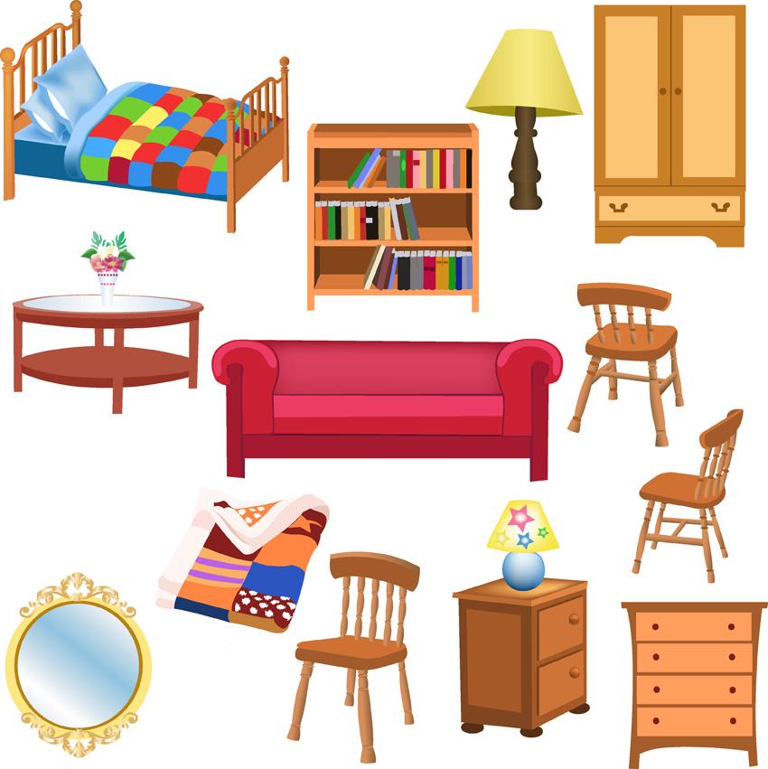 Furniture Clipart-furniture clipart-6