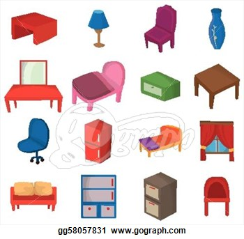 Furniture Clipart Clipart Panda Free Clipart Images