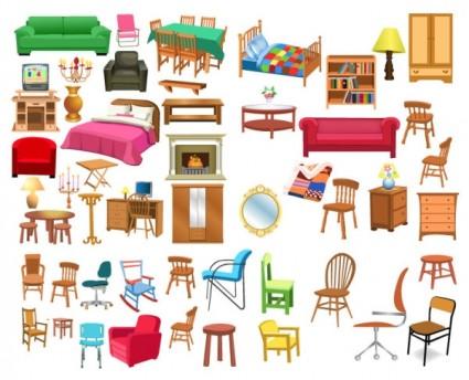 Furniture Clipart U0026middot; Furniture-furniture clipart u0026middot; furniture clipart u0026middot; furnishings clipart u0026middot; variety clipart-12