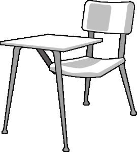 Furniture School Desk Clip Art-Furniture School Desk Clip Art-15
