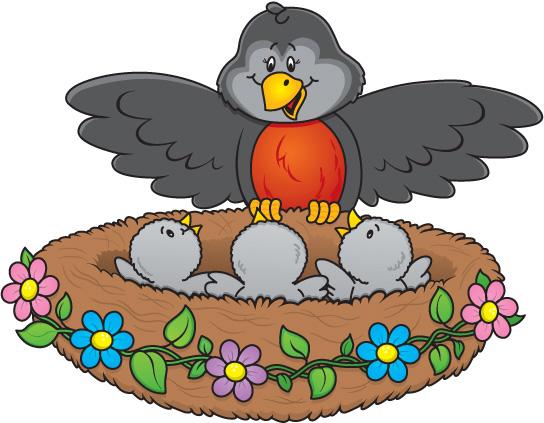Gallery Bird Nest Clip Art