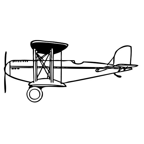 Gallery For Biplane Free - Biplane Clipart
