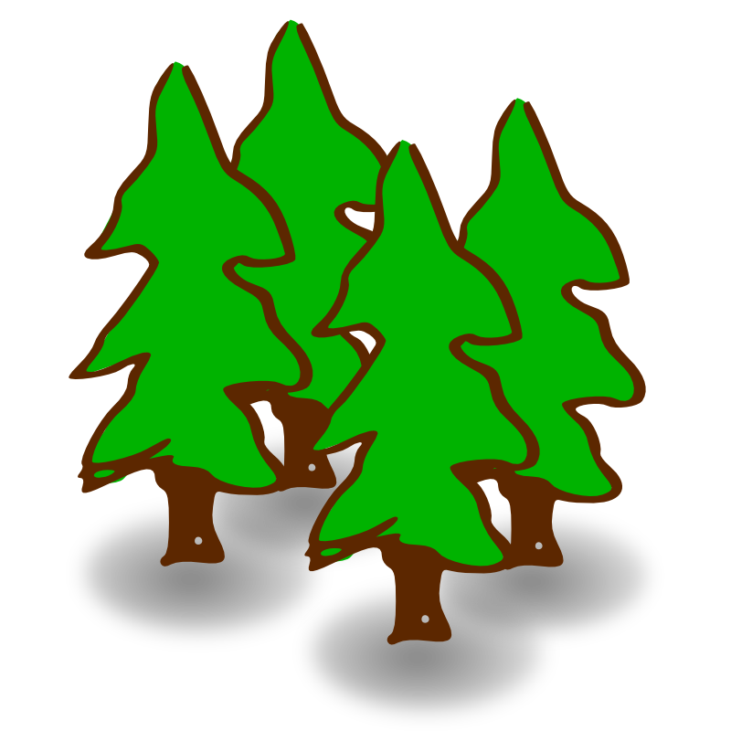 Gallery For Forest Clip Art-Gallery For Forest Clip Art-6