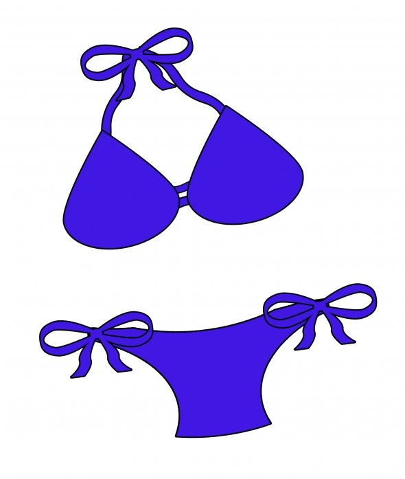Gallery For Swim Suit Clip Art