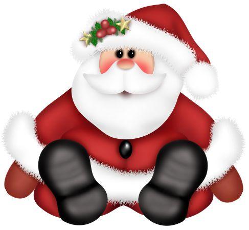 Gallery Free Clipart Pictureu2026 Christmas PNG Cute Santa Claus PNGu2026