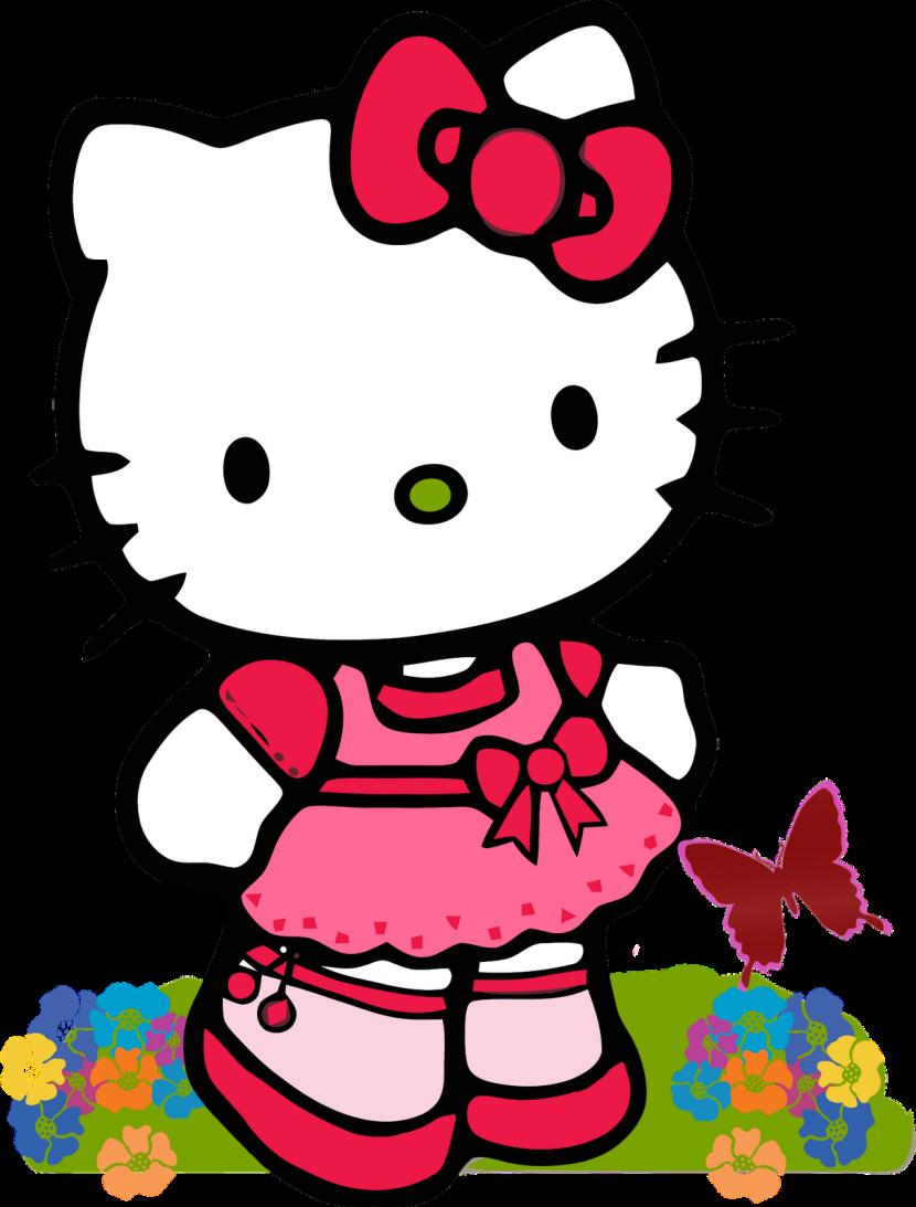Gambar Gambar Hello Kitty U0026middot; M-Gambar Gambar Hello Kitty u0026middot; Myspace Comments Hello Kitty Clipart ...-4
