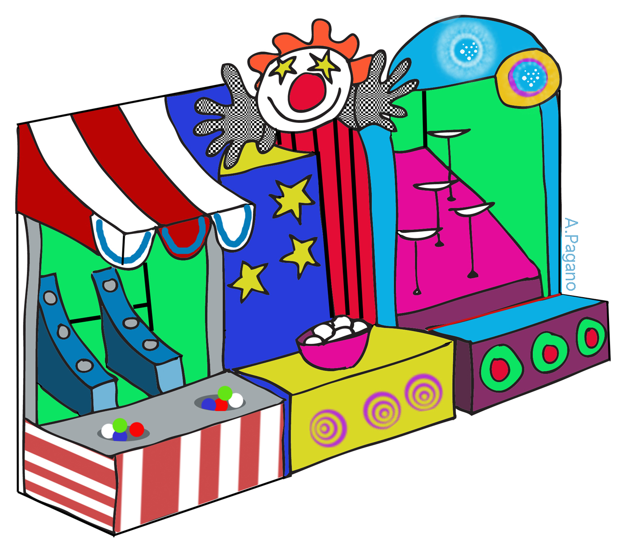 game clipart carnival game. c - Carnival Games Clip Art
