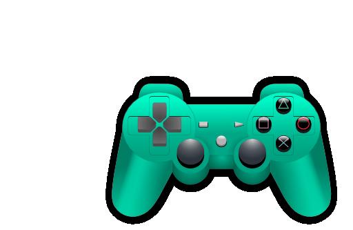 Game Controller Clip Art - .-Game Controller Clip Art - .-17