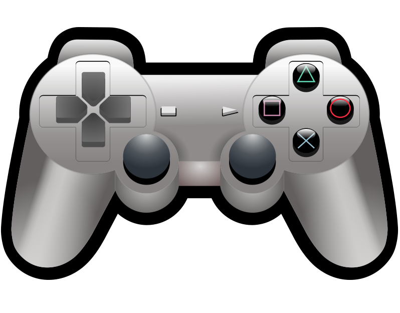 Game Controller Free Clipart