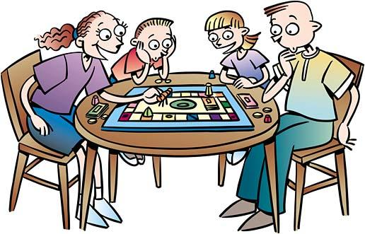 Game Night Clip Art Clipart Best