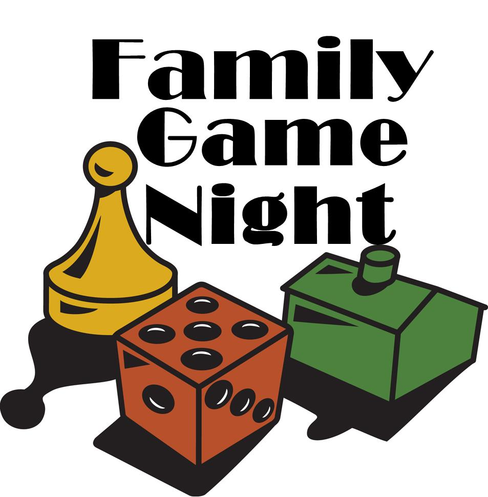Game Night Clipart September 18th 5 00 6 00pm