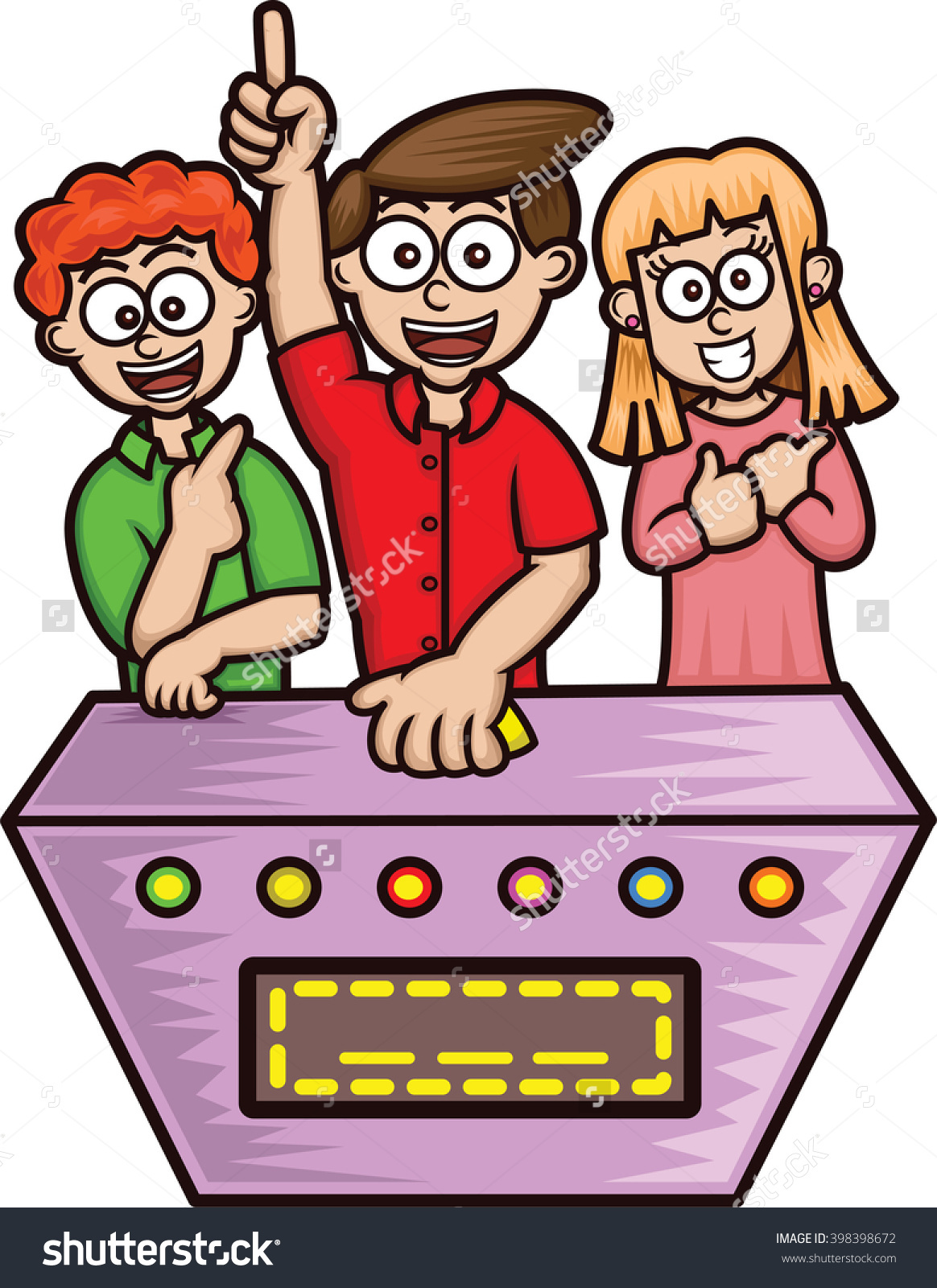 Game Show Clipart #1. Save To A Lightbox-Game Show Clipart #1. Save to a lightbox-5