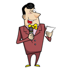 Game Show Host Clipart #1