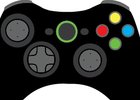 Game Controller - Gamepad Clipart