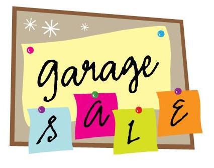 ... Garage sale clipart free ...