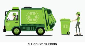 Garbage and trash .-Garbage and trash .-6