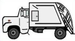 Garbage Truck-Garbage Truck-5
