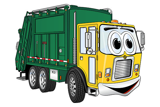 Garbage Truck Pictures Cliparts Co-Garbage Truck Pictures Cliparts Co-0