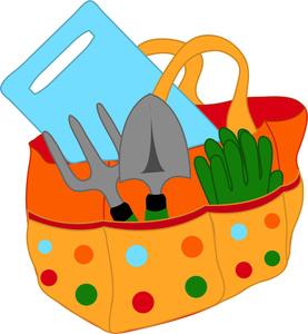 Garden tools clip art clipart - Free Garden Clipart