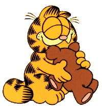 Garfield clip art-Garfield clip art-17