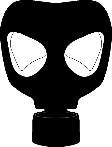 Gas Mask clip art-Gas Mask clip art-2