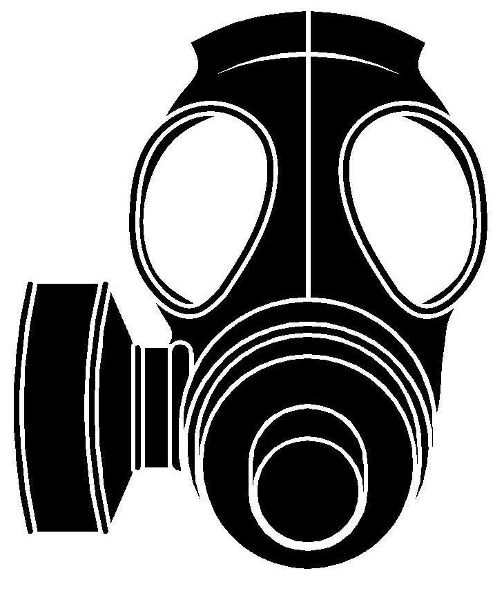 Gas Mask Logo Clipart Best