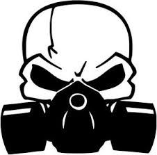 Gas masks. Gas masks. Preview Clipart