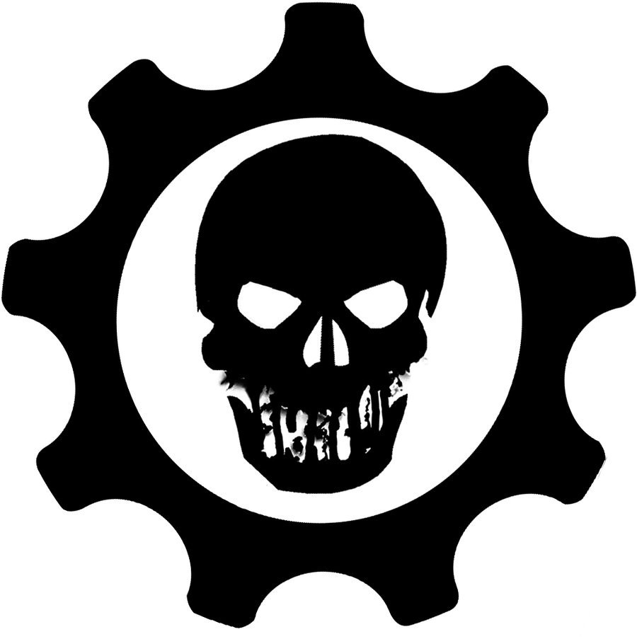 Gears logo by crodr04 ClipartLook.com