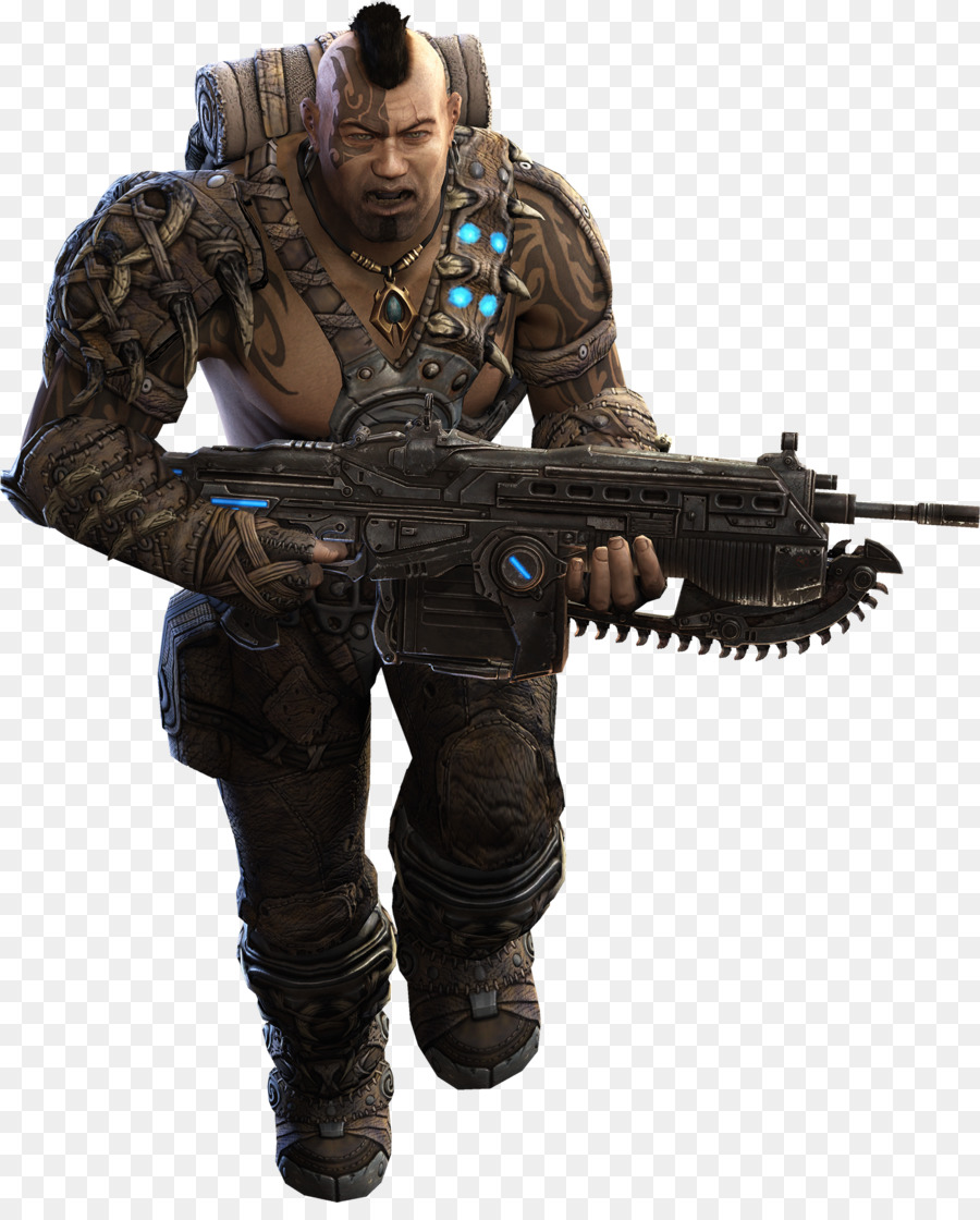 Gears of War: Judgment Gears of War 3 Gears of War 4 Gears of War: Ultimate  Edition Xbox 360 - Marcus Fenix PNG Clipart