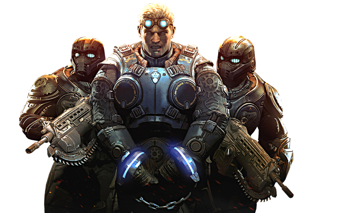 Gears of War PNG Clipart - Gears Of War Clipart