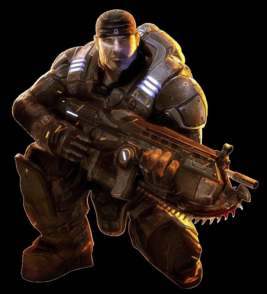 Gears Of War Soldier