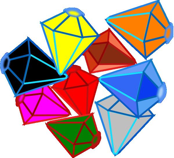Gems Clip Art At Clker Com Vector Clip Art Online Royalty Free
