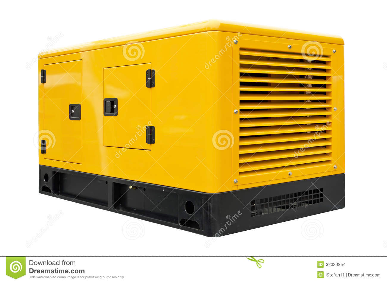 Generator Clip Art Big On A ..