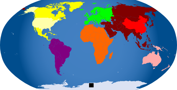 Geography, Continents Clip .-Geography, Continents Clip .-10