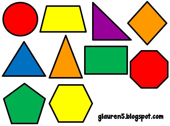 Geometric Shapes Clipart .-Geometric Shapes Clipart .-5