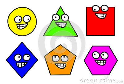 Geometry Shapes Clipart-Geometry shapes clipart-6