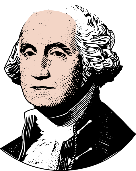 George Washington Clip Art At Clker Com Vector Clip Art Online