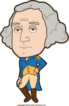 George Washington. Clipart Info