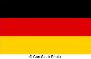 ... German Flag And Language Icon - Isol-... German flag and language icon - isolated vector illustration German flag Clip Artby ...-5