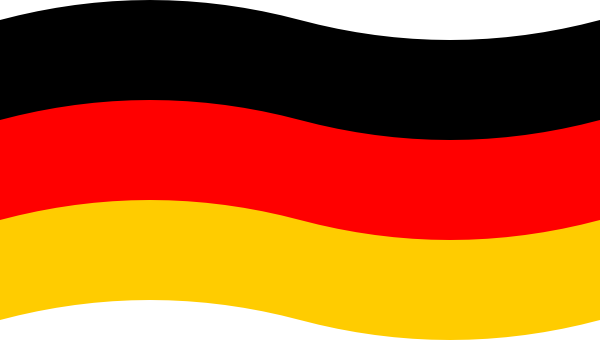 German Flag Clip Art At Clker Com Vector Clip Art Online Royalty