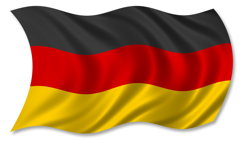 German Flag Clip Art