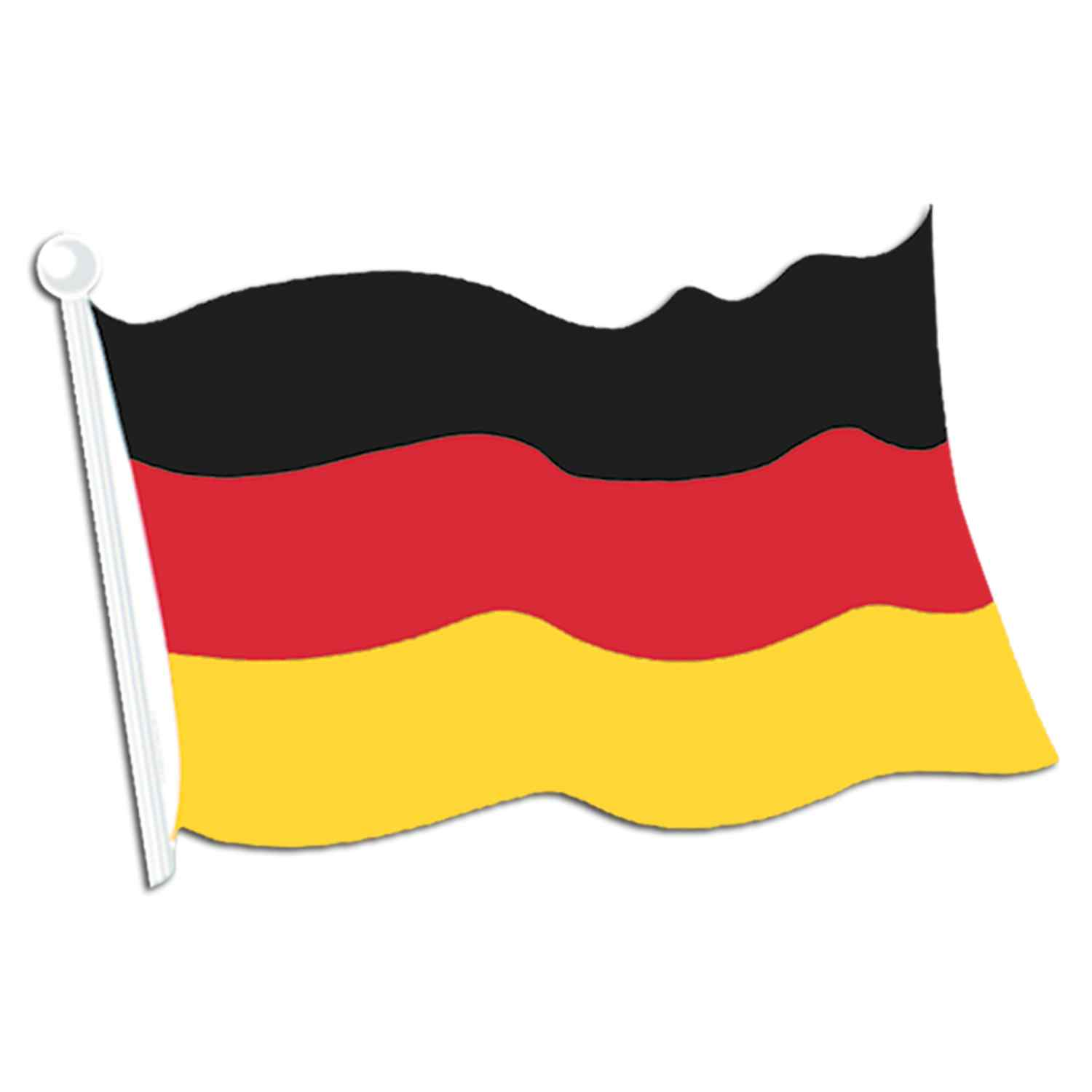 German Flag Clipart Cliparts Co