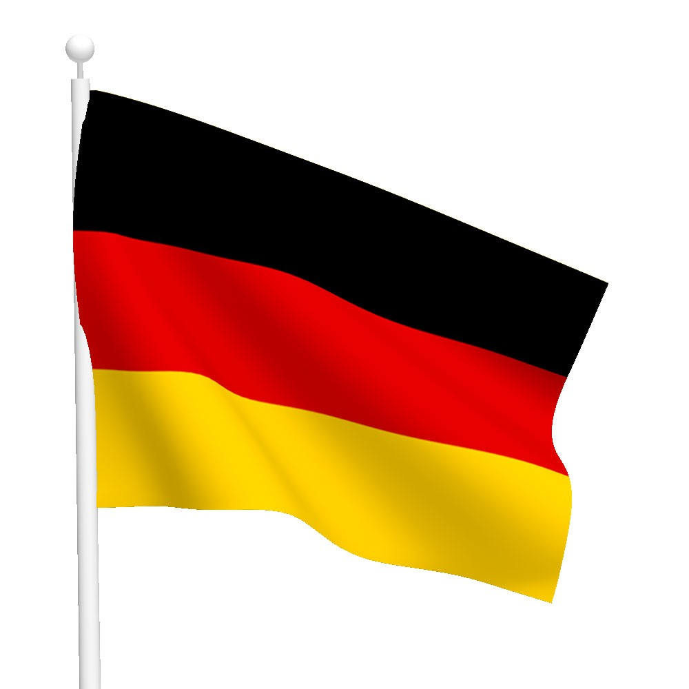 ... German Flag Clipart - clipartall ...